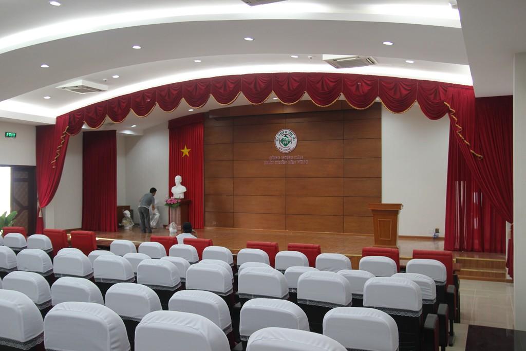 Lễ khánh thành Trung tâm nghiên cứu nông nghiệp Định Thành DTARC